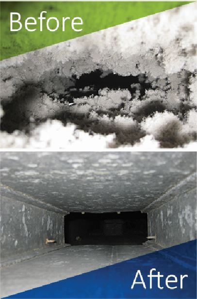 Commercial Bath Exhaust Cleaning