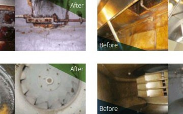 Restaurant Vent Cleaning Services in San Diego