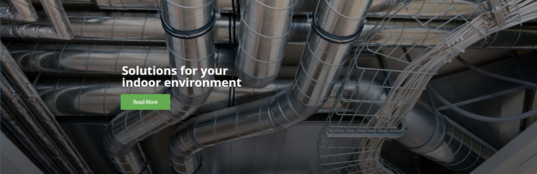 commercial air duct and HVAC cleaning